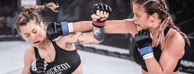 Mellony Geugjes vecht MMA partij op 26 mei in China