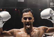 Yousri Belgaroui overklast Kasperski en wil titelgevecht