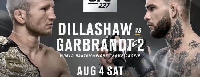 Marlon Vera pakt short notice gevecht tegen Wuliji Buren tijdens UFC 227 in Los Angeles