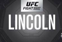 Warlley Alves treft James Krause tijdens UFC Fight Night 135 in Lincoln