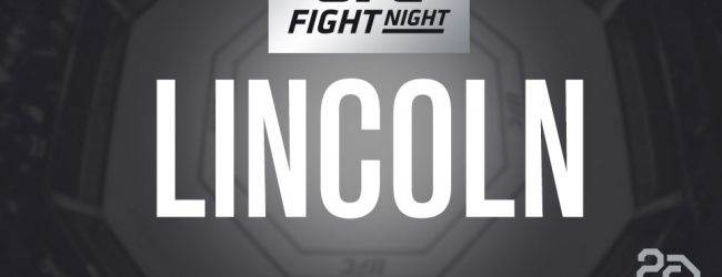 Eryk Anders treft Tim Williams tijdens UFC Fight Night Lincoln