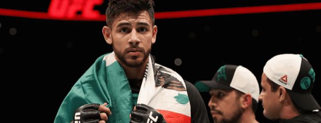 """Dana White : """"Yair Rodriguez ontslagen na het weigeren van twee gevechten."""""""