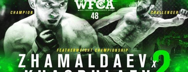 Uitslagen : WFCA 48 : Baku
