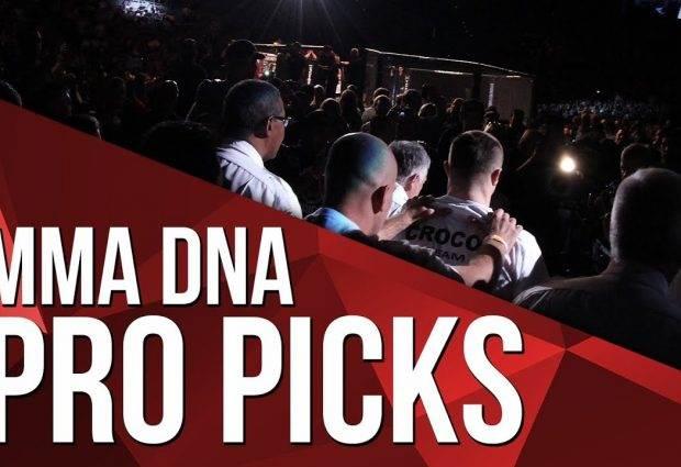 MMA DNA Pro Picks : UFC 231 : Holloway vs. Ortega