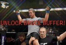 Zo speel je Bruce Buffer vrij in EA Sports UFC 3