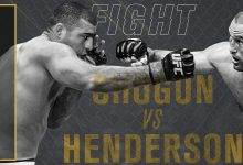 Shogun vs. Henderson I komt in de UFC Hall of Fame (Fight Wing)