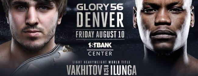 Artem Vakhitov verdedigt titel tegen Danyo Ilunga in Denver
