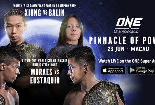 Uitslagen : ONE Championship 73 : Pinnacle of Power