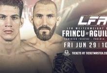 Uitslagen : LFA 44 : Frincu vs. Aguilera