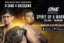 Uitslagen : ONE Championship 74 : Spirit of a Warrior