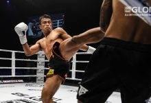 Sitthichai Sitsongpeenong tegen Marat Grigorian in China