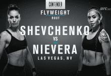 Uitslagen : DWTNCS Seizoen 2 – Week 3 : Shevchenko vs. Nievera