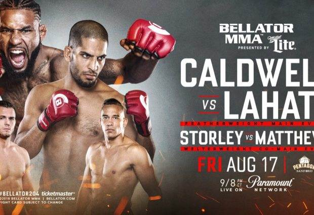 Bellator 204 zal plaatsvinden in Sioux Falls, South Dakota
