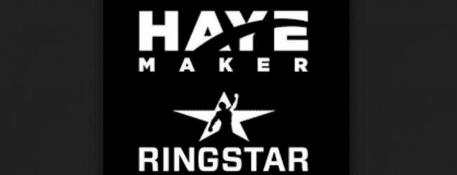 Michael 'Venom' Page maakt zich op voor bokspartij tijdens Hayemaker Boxing