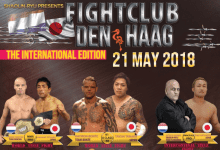 Terugkijken: Fight Club Den Haag Welcome to the Octagon
