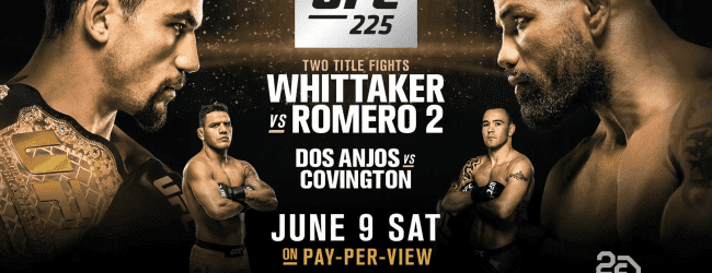MMA DNA Pro Picks : UFC 225 Main Event & Co-Main Event