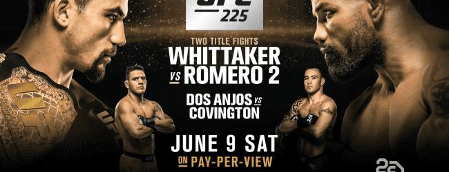 UFC 225: Feiten en weetjes