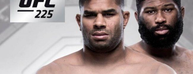 Geen succes voor Alistair Overeem in gevecht tegen Curtis Blaydes