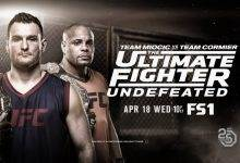 The Ultimate Fighter 27 Featherweight Finale is bekend
