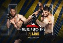 Line-Up PFL 5 : Regular Season evenement in Long Island, New York