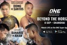 ONE: Beyond the Horizon krijgt Strawweight titelgevecht