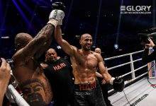 Badr Hari tekent nieuw contract bij GLORY Kickboxing