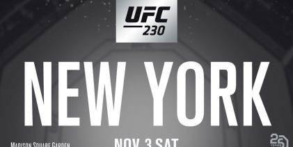 Sijara Eubanks vs. Roxanne Modafferi toegevoegd aan UFC 230 in New York