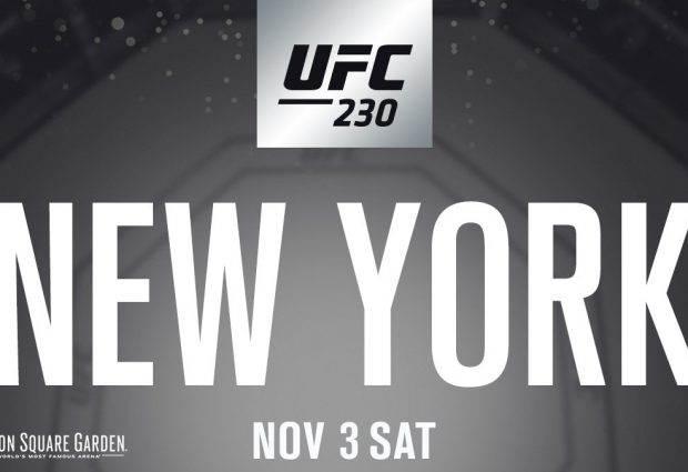 """Chris Weidman vs. Ronaldo """"Jacaré"""" Souza is het nieuwe Co-Main Event voor UFC 230"""