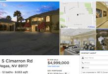 Huis kopen? The Ultimate Fighter villa staat te koop voor 5 miljoen dollar