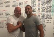 Vitor Belfort post onbewust interessante foto op Instagram met UFC info