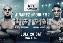 UFC on Fox 30 feiten en weetjes