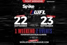 Win WFL – World Fighting League tickets !!