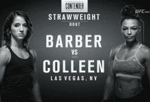 Uitslagen : DWTNCS Seizoen 2 – Week 5 : Barber vs. Colleen