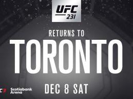 Renato Moicano vs. Mirsad Bektic toegevoegd aan UFC 231 in Toronto