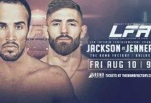Uitslagen : LFA 47 : Jackson vs. Jennerman