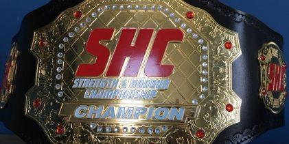 Maarten Wouters vs. Lom-Ali Nalgiev voor vacante SHC Welterweight titel