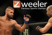 Zweeler Fantasy Game UFC 227