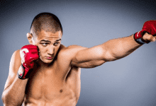 Bellator sensatie Aaron Pico treft Henry Corrales tijdens Bellator LA