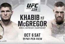 Khabib Nurmagomedov vs. Conor McGregor officieel voor UFC 229 in Las Vegas