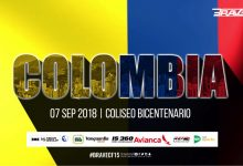 Brave CF 15 in Colombia kent Main Event en Co-Main Event