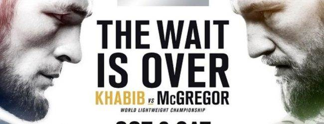Free fights van Khabib Nurmagomedov en Conor McGregor