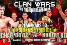 Kans op tweede Clan Wars titel voor Hubert Geven