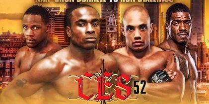 Uitslagen : CES MMA 52 : Norwood vs. Wells