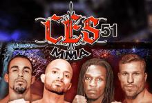 Uitslagen : CES MMA 51 : Andrews vs. Owens