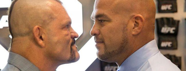 Weinig animo voor Chuck Liddell vs. Tito Ortiz evenement