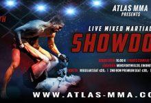 Atlas MMA maakt zich op voor vierde editie