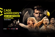 Uitslagen : Cage Warriors 96 : Pimblett vs. Bak