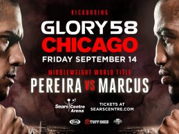 Uitslagen : GLORY 58 : Chicago