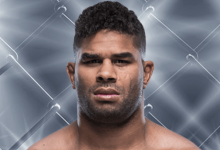 Alistair Overeem stapt over naar Team Elevation