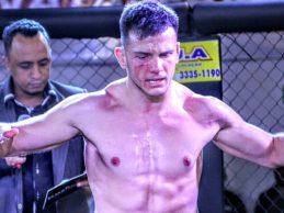 Luigi Vendramini pakt short notice gevecht tegen Elizeu Zaleski dos Santos in São Paulo